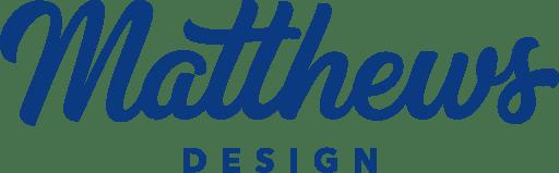 Matthews Design Logo