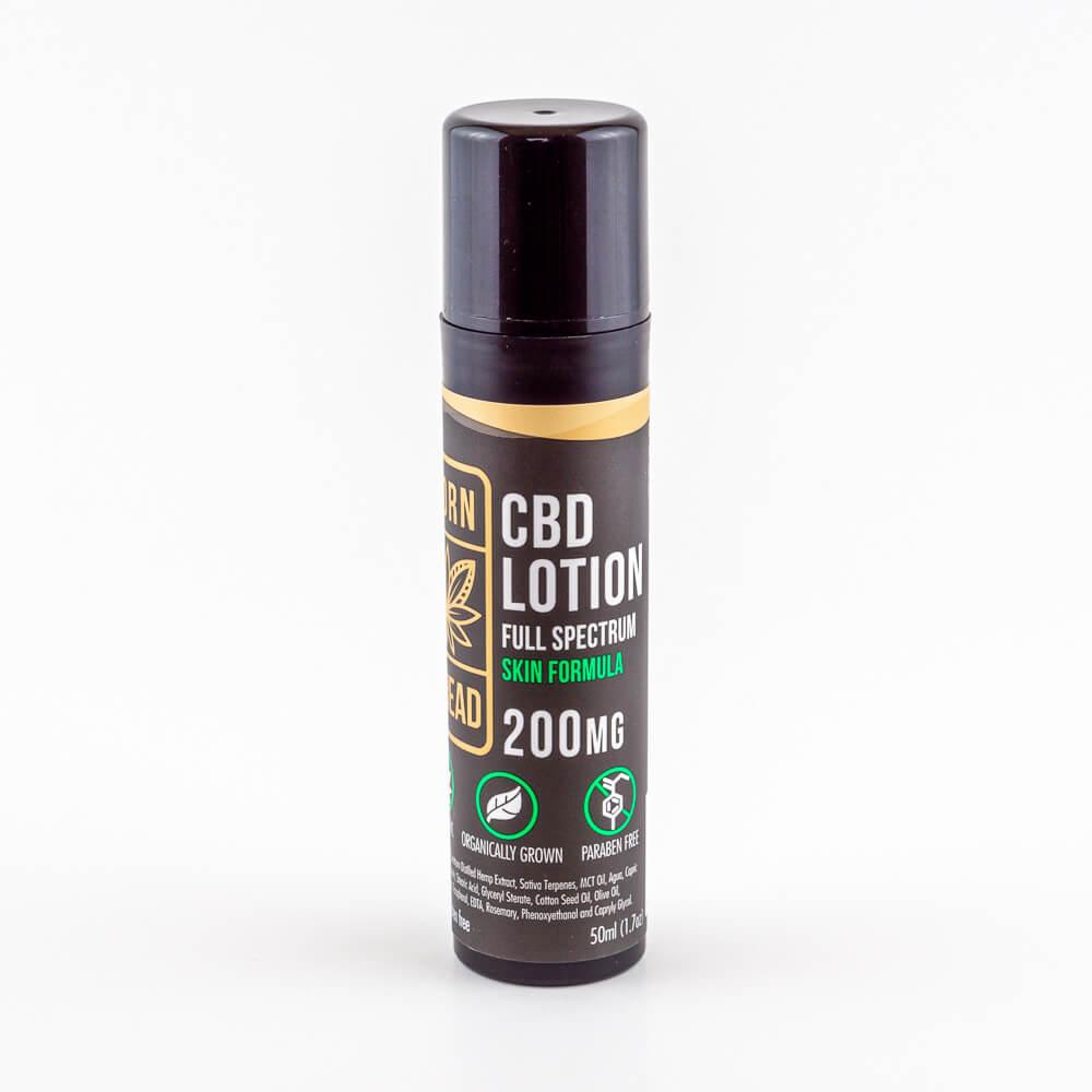 Cornbread CBD Lotion Skin Formula