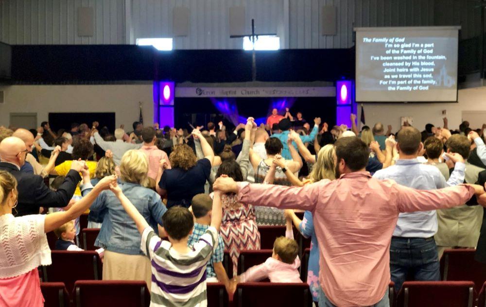 Ekron Baptist Church Group