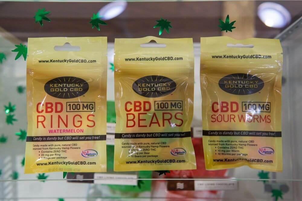 Kentucky Gold CBD Gummies