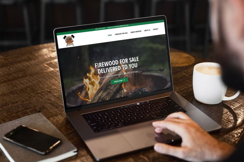Big Timber Website Design
